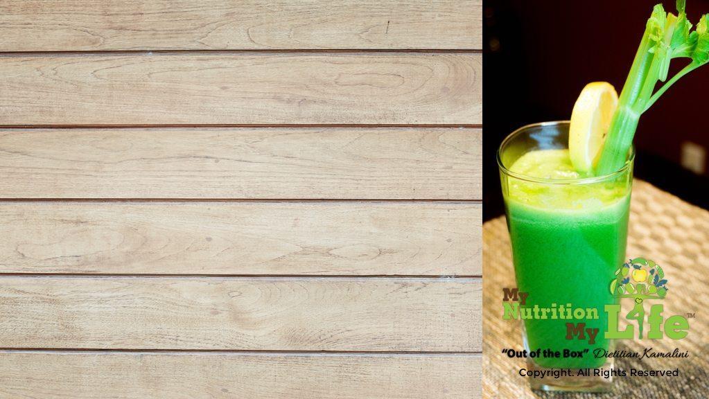 Very Green Detox Juice